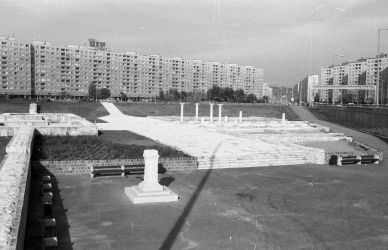 Flórán tér 1983.