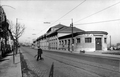 Rudas Fürdő 1960.